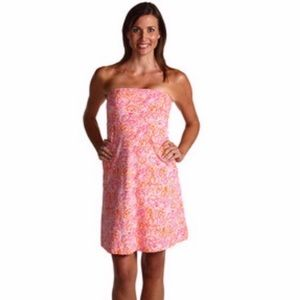 Lilly Pulitzer Reversible Delphina Dress Bicycle